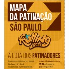 Mapa do Patins de São Paulo (Dobrado)