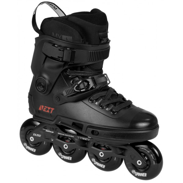 Patins Powerslide Next Core Black 80 (40 ao 45)