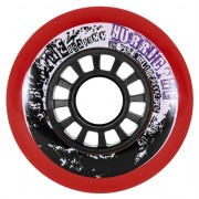 Roda Powerslide Hurricane 80mm 85A (4 rodas)