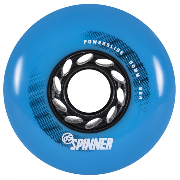 Roda Powerslide Spinner 80mm 88A (4 rodas)