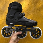 Patins Rollerblade RB Danny Aldridge Customizado 38.5
