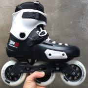 Patins Powerslide Zoom Trinity 100 Customizado 39/40