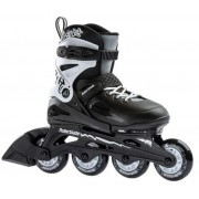 Patins Rollerblade Fury Black (27 ao 36)