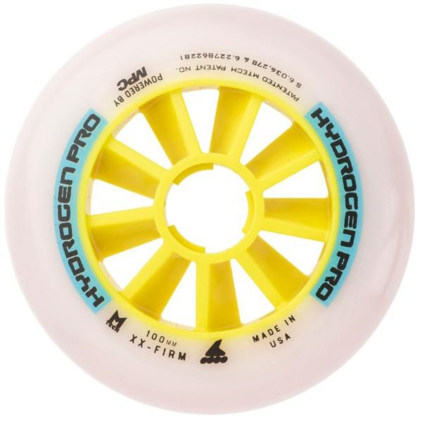 Roda HYDROGEN PRO 100mm XX FIRM (6 rodas)