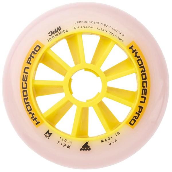 Roda HYDROGEN PRO 100mm FIRM (8 rodas)