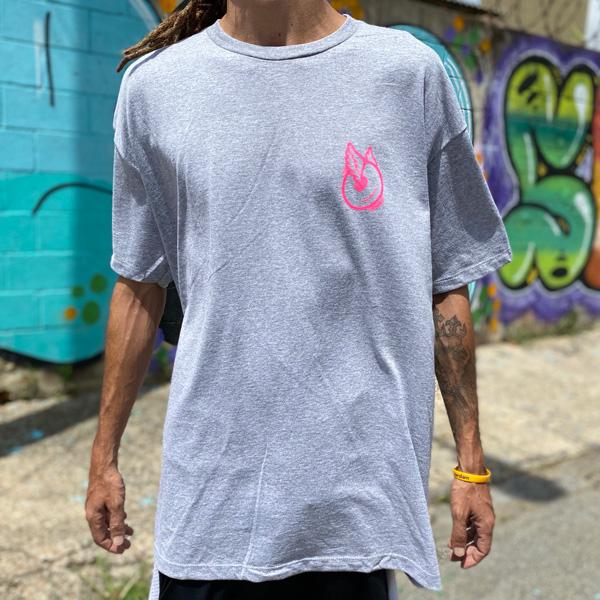 Camiseta Mantenha Distância Pink (P ao GGG)