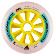 Roda HYDROGEN PRO 125mm XX FIRM (6 rodas)
