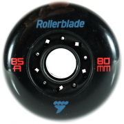 Roda Rollerblade Cruiser 80mm 85A (4 rodas)