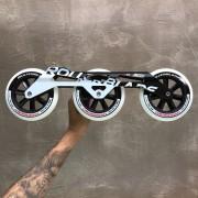 Kit Base Rollerblade Speed 125 + Hydrogen + ILQ 7