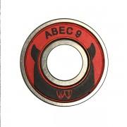 Rolamentos Wicked Abec 9 Free Spin  (8 rolamentos)